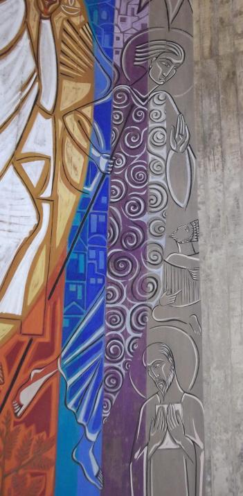 """Virgin's Monastery (benedictine nuns), Petrópolis, Rio de Janeiro State, Brazil05"" by Cláudio Pastro ; foto de Eugenio Hansen, OFS - Own work. Licensed under Creative Commons Attribution-Share Alike 3.0 via Wikimedia Commons - http://commons.wikimedia.org/wiki/File:Virgin%27s_Monastery_(benedictine_nuns),_Petr%C3%B3polis,_Rio_de_Janeiro_State,_Brazil05.JPG#mediaviewer/File:Virgin%27s_Monastery_(benedictine_nuns),_Petr%C3%B3polis,_Rio_de_Janeiro_State,_Brazil05.JPG"